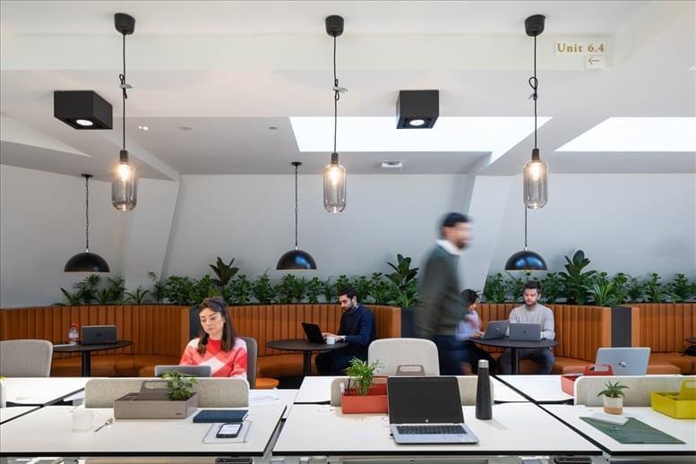 Soho Office Space for Rent on 1 Heddon Street, London