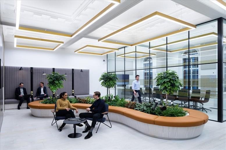 1 Heddon Street, London Office for Rent Soho