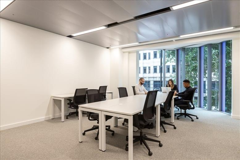 Parnell House, 25 Wilton Road, Pimlico Office for Rent Victoria