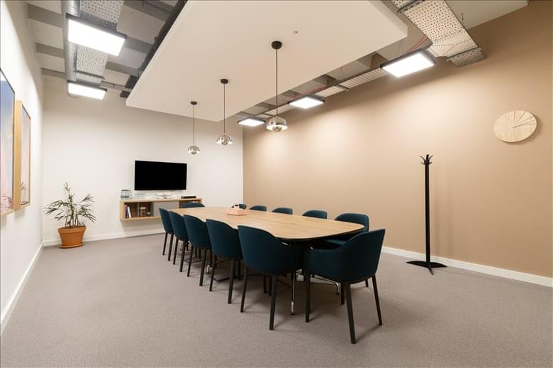 Picture of Parnell House, 25 Wilton Road, Pimlico Office Space for available in Victoria