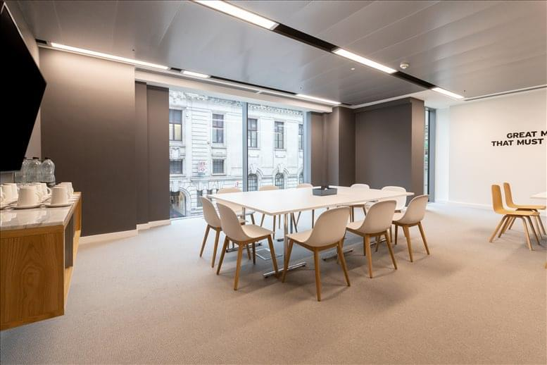 Office for Rent on Parnell House, 25 Wilton Road, Pimlico Victoria