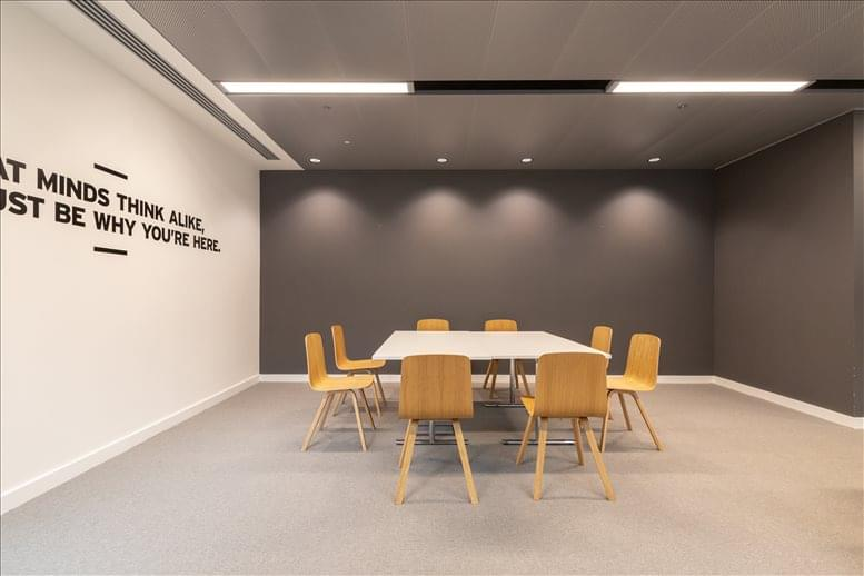 Image of Offices available in Victoria: Parnell House, 25 Wilton Road, Pimlico