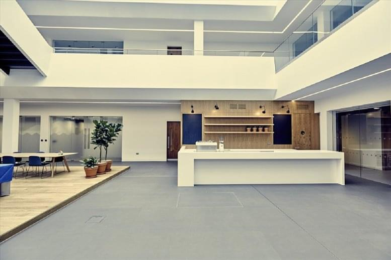 Image of Offices available in Uxbridge: The Bower. 4 Roundwood Avenue, Stockley Park