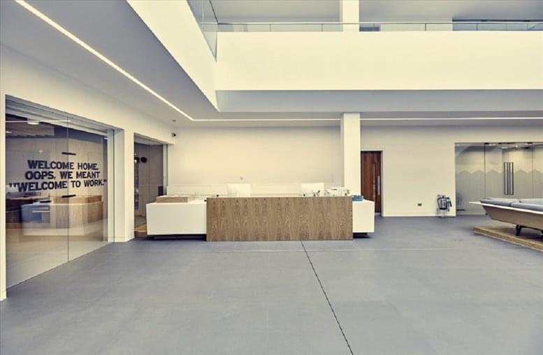Rent Uxbridge Office Space on The Bower. 4 Roundwood Avenue, Stockley Park