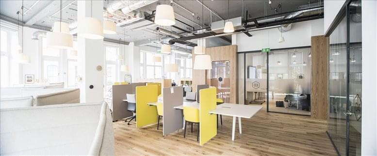 307 Euston Road, London Office for Rent Fitzrovia