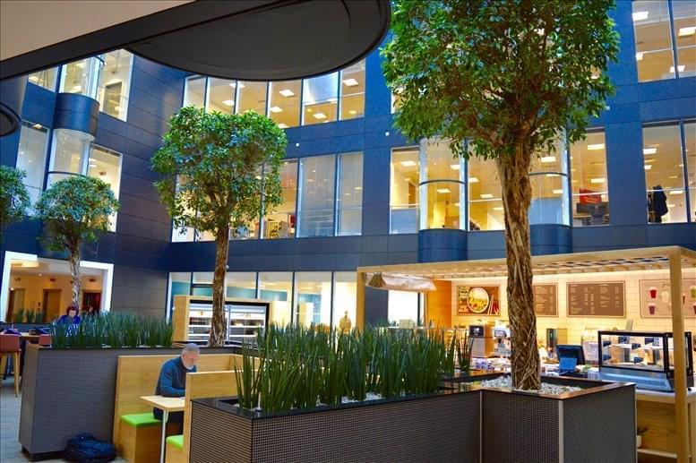 Photo of Office Space on The Atrium, 1 Harefield Road, Uxbridge Uxbridge