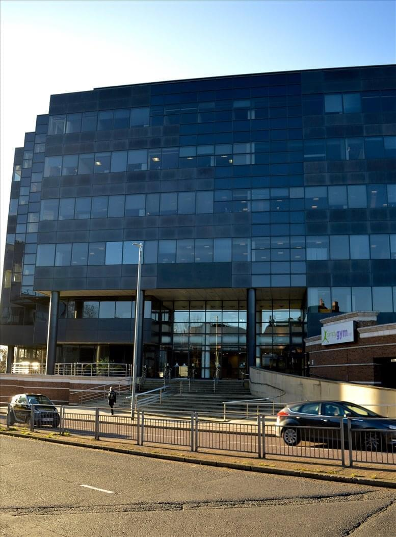 Picture of The Atrium, 1 Harefield Road, Uxbridge Office Space for available in Uxbridge