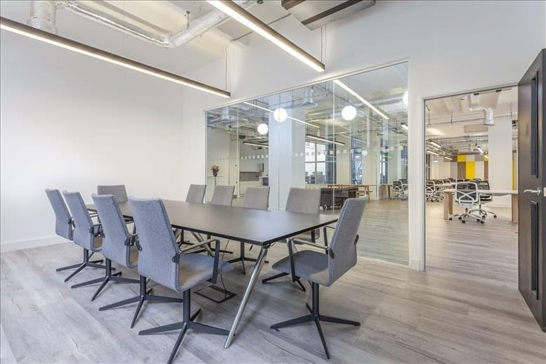 17 Bevis Marks, Aldgate Office Space The City