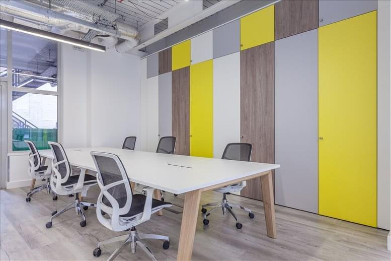 Image of Offices available in The City: 17 Bevis Marks, Aldgate