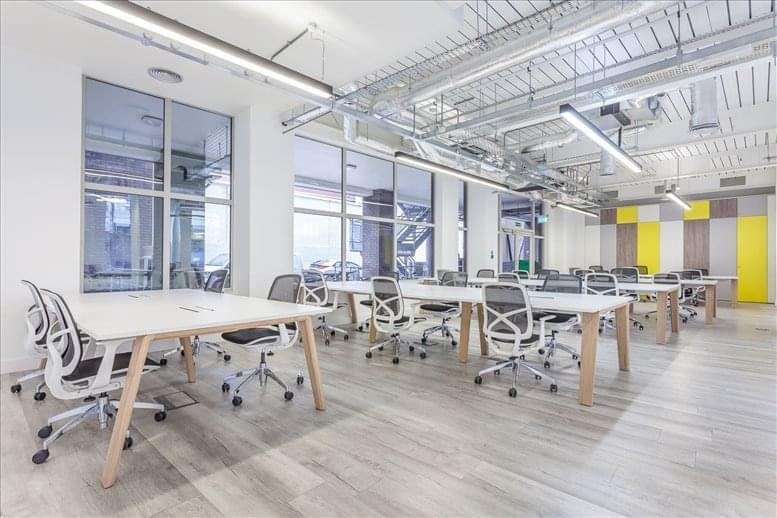 The City Office Space for Rent on 17 Bevis Marks, Aldgate