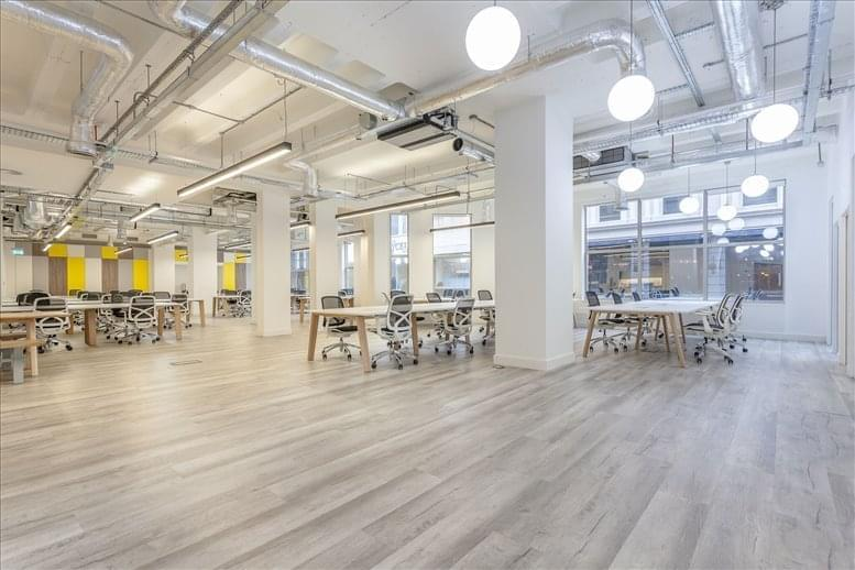 Rent The City Office Space on 17 Bevis Marks, Aldgate