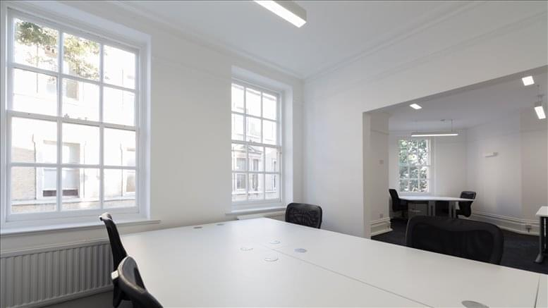 11-13 Broad Court Office Space Covent Garden