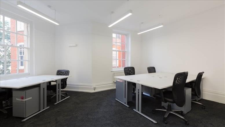 Picture of 11-13 Broad Court Office Space for available in Covent Garden