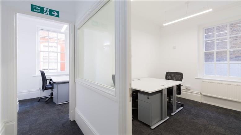 Image of Offices available in Covent Garden: 11-13 Broad Court