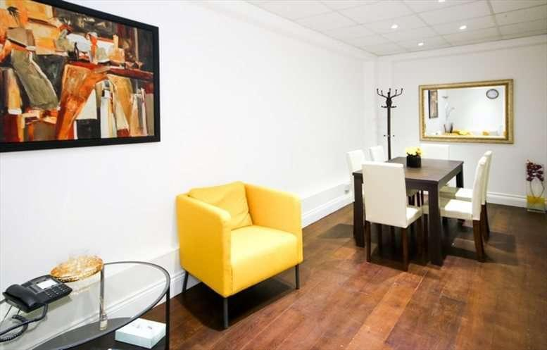 1-7 Harley Street Office Space Cavendish Square