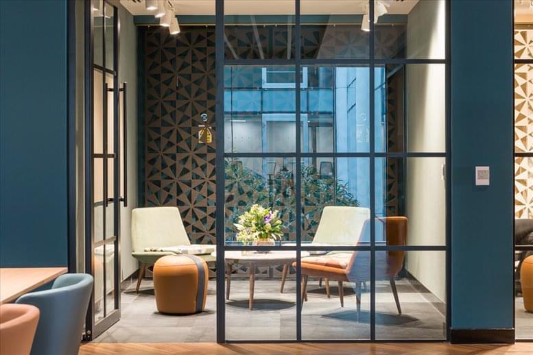 2 Portman Street, London, W1H 6DU Office Space Marble Arch