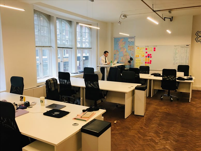 Office for Rent on 107-109 Great Portland Street, Central London Marylebone