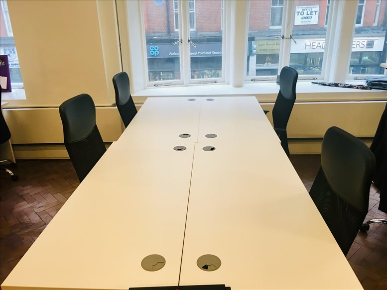 Rent Marylebone Office Space on 107-109 Great Portland Street, Central London