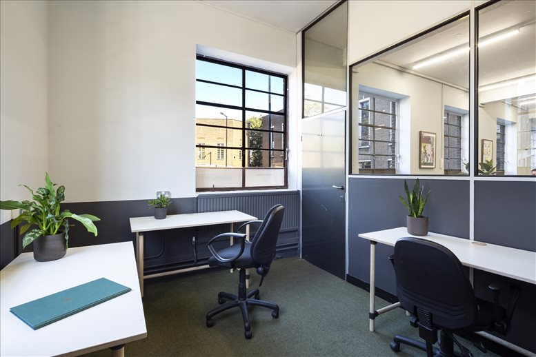 Image of Offices available in Crouch End: Hornsey Town Hall, The Broadway, Crouch End