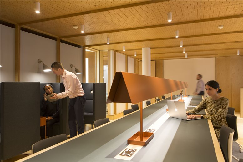 Building Centre, 26 Store Street Office Space Fitzrovia