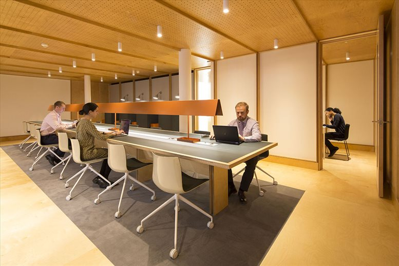 Photo of Office Space on Building Centre, 26 Store Street Fitzrovia