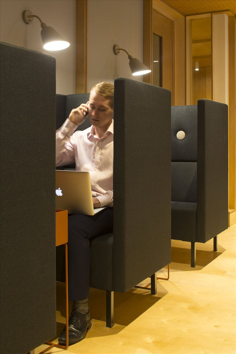 Image of Offices available in Fitzrovia: Building Centre, 26 Store Street