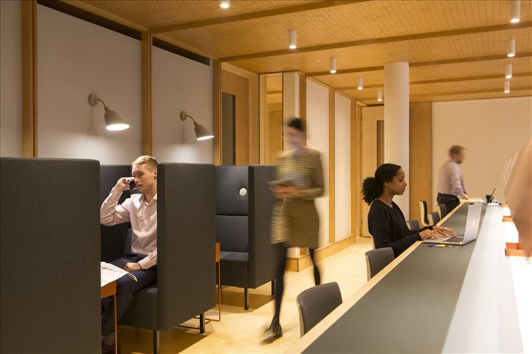 Fitzrovia Office Space for Rent on Building Centre, 26 Store Street