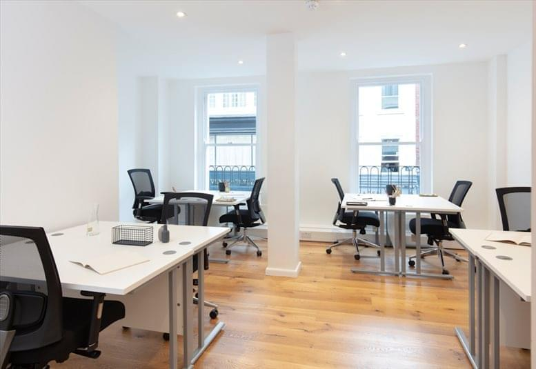 Picture of 54 South Molton Street Office Space for available in Mayfair