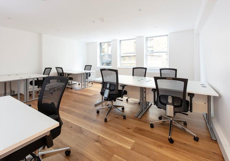 Office for Rent on 54 South Molton Street Mayfair