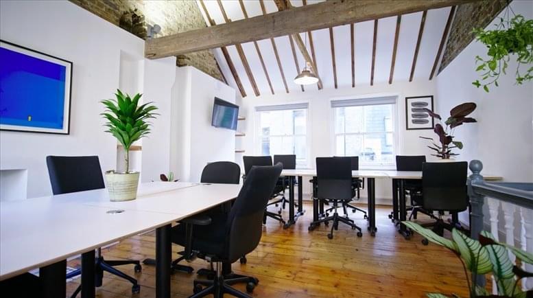 Photo of Office Space on 8 Albemarle Way Farringdon