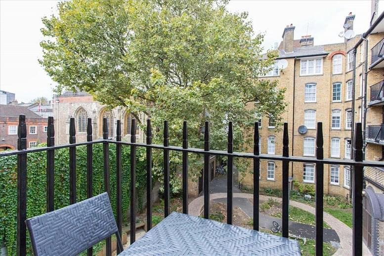 Office for Rent on 8 Albemarle Way Farringdon