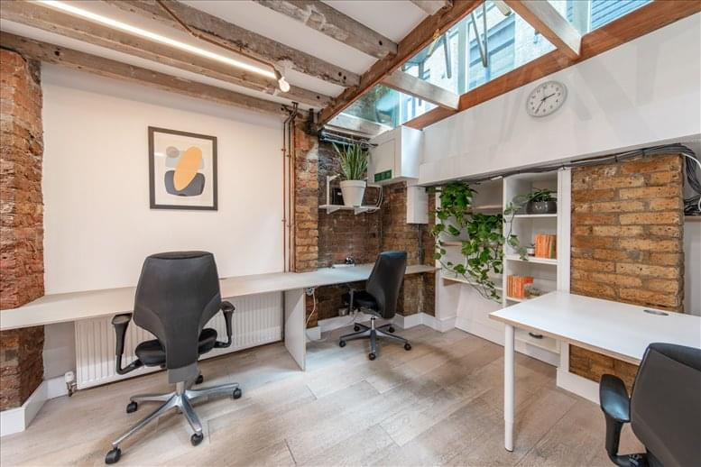 Image of Offices available in Farringdon: 8 Albemarle Way