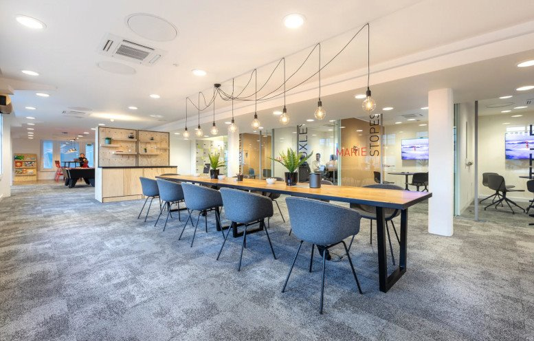 Picture of 45 Eagle Street, Holborn Office Space for available in Chancery Lane