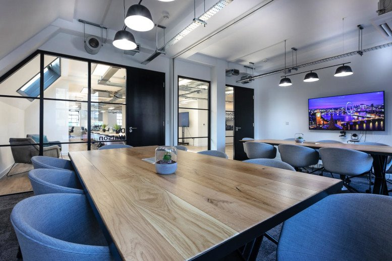 Image of Offices available in Chancery Lane: 45 Eagle Street, Holborn
