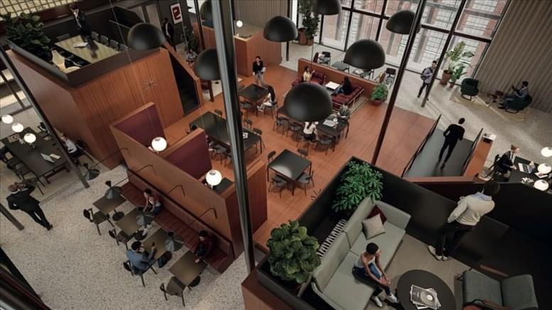 Photo of Office Space on Battersea Power Station, 188 Kirtling Street Battersea