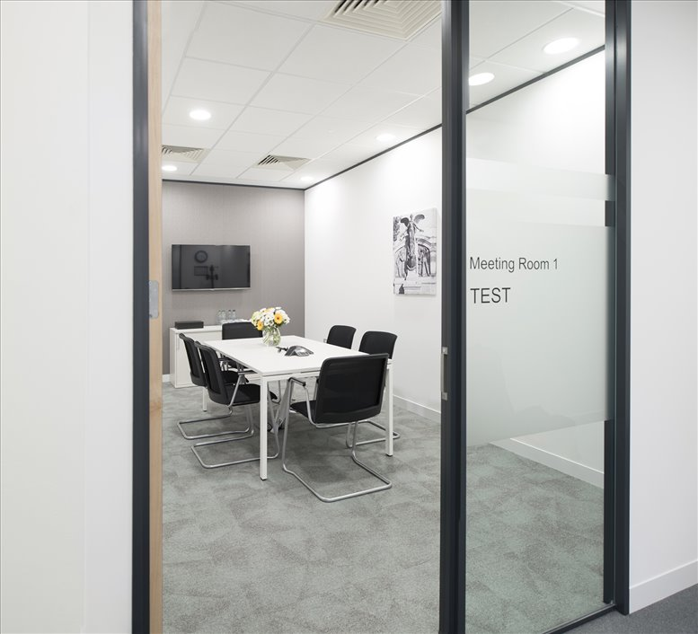 Alpheus Building, 20 Finsbury Circus, City of London Office for Rent Liverpool Street