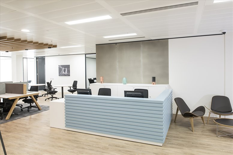 Picture of Alpheus Building, 20 Finsbury Circus, City of London Office Space for available in Liverpool Street