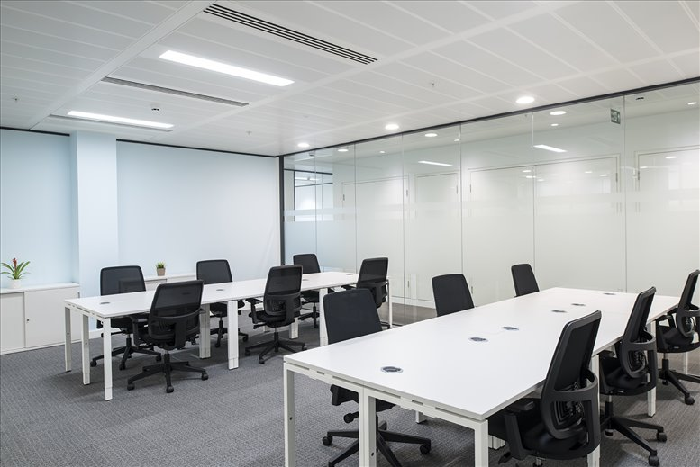Image of Offices available in Liverpool Street: Alpheus Building, 20 Finsbury Circus, City of London