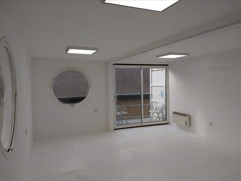 Image of Offices available in Docklands: Trinity Buoy Wharf, 64 Orchard Place, Poplar