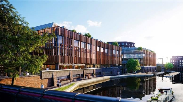 47 Kentish Town Road,  London Office Space Camden Town