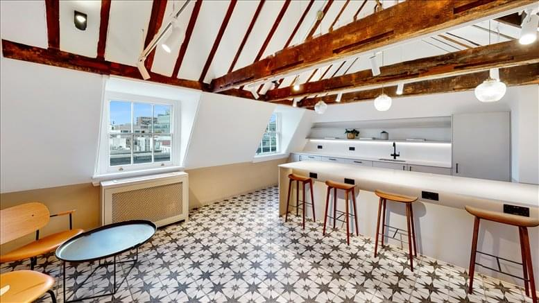 Photo of Office Space on 12-18 Theobalds Road Bloomsbury