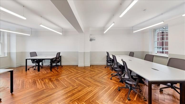 Picture of 12-18 Theobalds Road Office Space for available in Bloomsbury