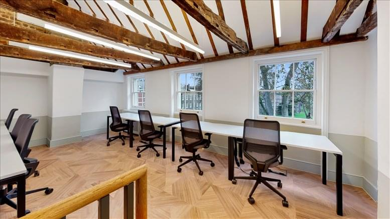 Bloomsbury Office Space for Rent on 12-18 Theobalds Road