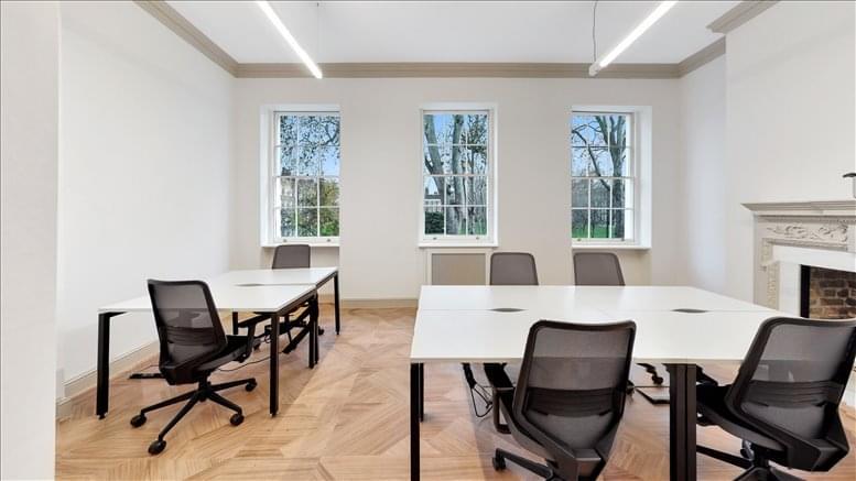 Rent Bloomsbury Office Space on 12-18 Theobalds Road