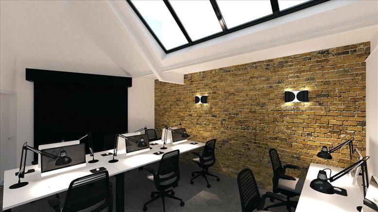 Office for Rent on Connolly Works, 41-43 Chalton Street, Kings Cross Euston