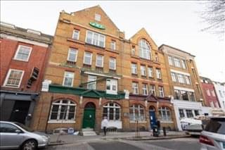 Photo of Office Space on Connolly Works, 41-43 Chalton Street, Kings Cross - Euston