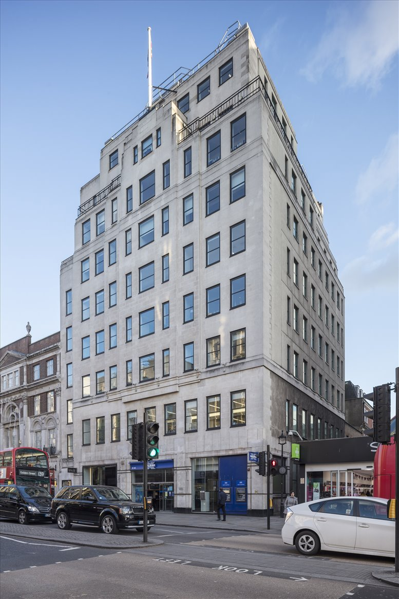 55 Strand, London available for companies in Charing Cross