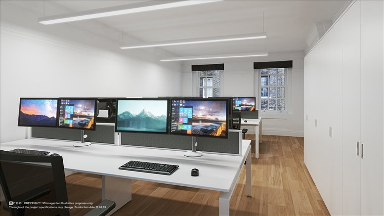 Photo of Office Space on Ching Court, 49-51 Monmouth Street, London West End
