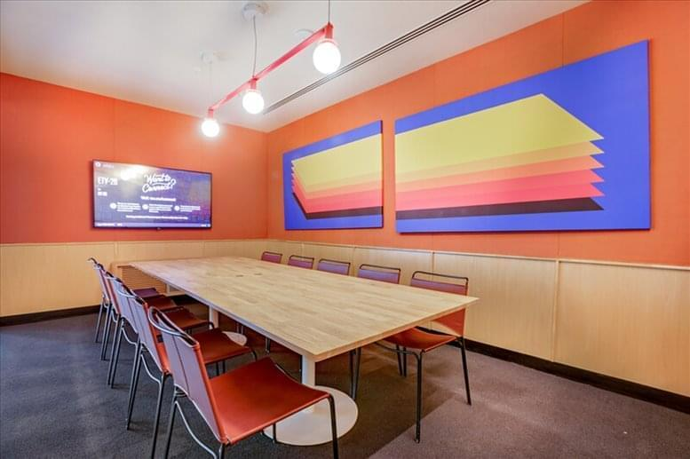 Image of Offices available in Moorgate: 12 Moorgate, City of London