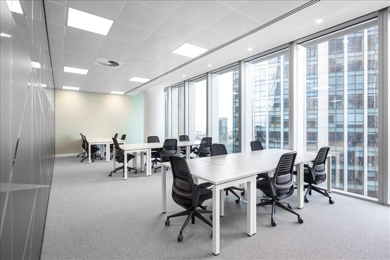 Photo of Office Space on 100 Bishopsgate, London Liverpool Street